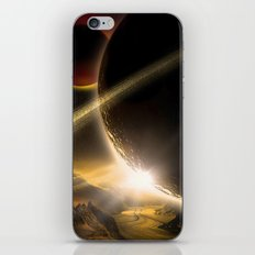 In Space iPhone & iPod Skin