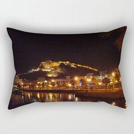 Castillo Santa Bárbara Rectangular Pillow