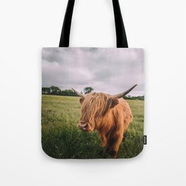 Epic Highland Cow Tote Bag