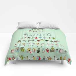 The 13th Day of Christmas! Comforters