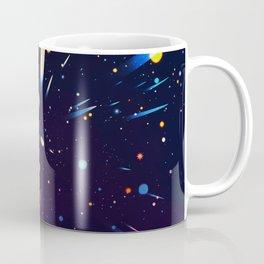 Glow Galaxy Coffee Mug