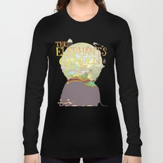 The Elephant's Garden - Version 2 Long Sleeve T-shirt