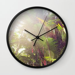 let's move to Hawaii Wall Clock
