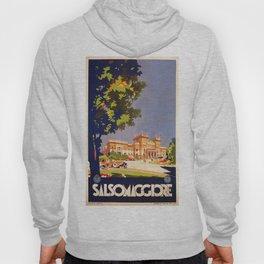 Salsomaggiore Italy 1920s Hoody