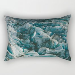 Alaska Glacier Rectangular Pillow