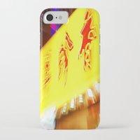 hong kong iPhone & iPod Cases featuring hong kong by David Stone