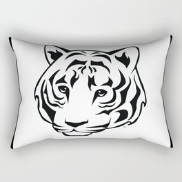 Tiger Love Rectangular Pillow