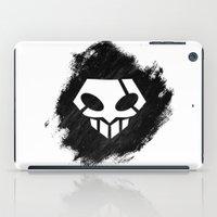 bleach iPad Cases featuring Bleach BW 4 by Bradley Bailey