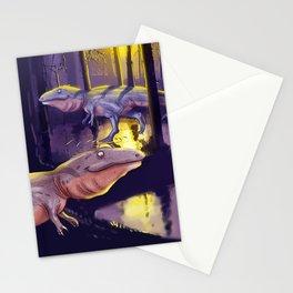 Giganotosaurus dinosaur Stationery Cards