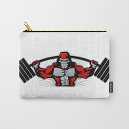 Strong monkey athlete Carry-All Pouch
