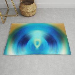 Open Spirit - Energy Art By Sharon Cummings Rug
