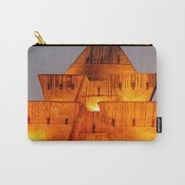 Durga Puja straw pandal Carry-All Pouch