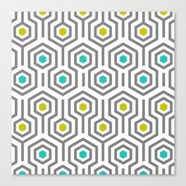 Groove Series - B Canvas Print