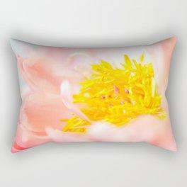 peonies [alive] 04 Rectangular Pillow