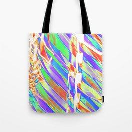 Light Dance Carnival Ribs edit 2 Tote Bag