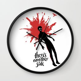 There's another side Wall Clock