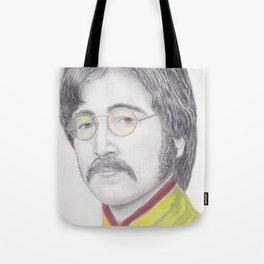 John Sargent Peppers Tote Bag