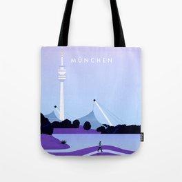 München Tote Bag
