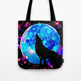 Wolf #1 Tote Bag