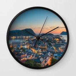 ALESUND 07 Wall Clock