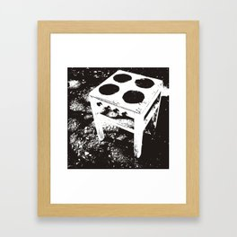 SHPORET Framed Art Print