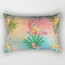 Arara summer Rectangular Pillow