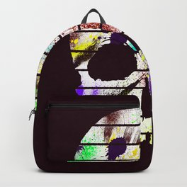 Skull Colors Backpack