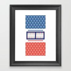 BackGammon - Towels & more Framed Art Print