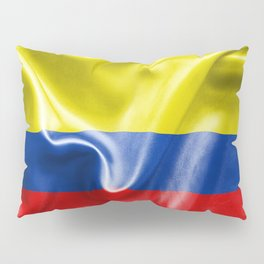 Colombian Flag Pillow Sham