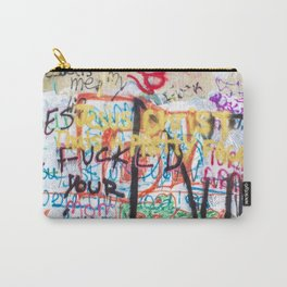 Pretty Face Carry-All Pouch