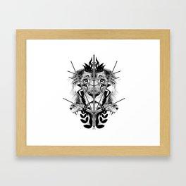 LK Framed Art Print