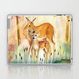 Mom and Little Deer Laptop & iPad Skin