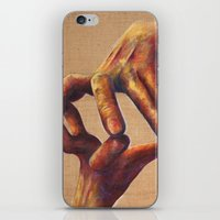 architecture iPhone & iPod Skins featuring Architecture by Peter Dannenbaum