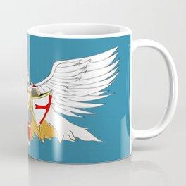 Knights Templar Angel  Coffee Mug