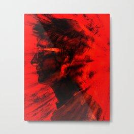 Exsplotion Metal Print