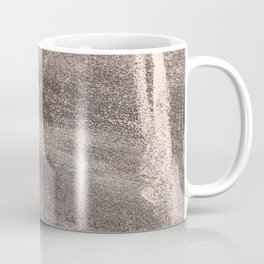 Sandpaper Texture Coffee Mug
