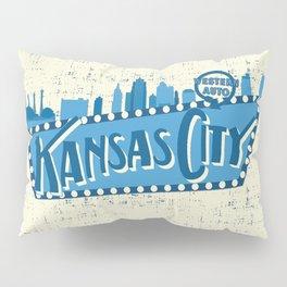 Downtown KC Pillow Sham
