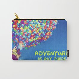 Up Balloons Carry-All Pouch