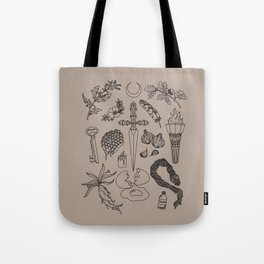 An Offering for Hecate (Hekate) Tote Bag