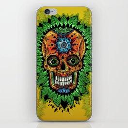 mexican skulls wanna-be (2014) iPhone Skin