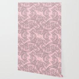 Blushing Bride Fractal Wallpaper