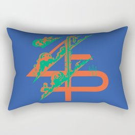 Bon Iver __45___ Design Rectangular Pillow