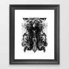 Mandroid Framed Art Print