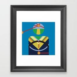 One: Create Framed Art Print