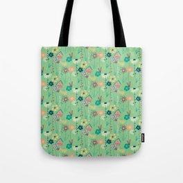 Birdsgarden Tote Bag