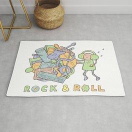 Katamari Rock & Roll Rug