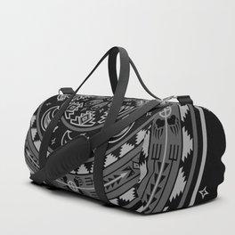 Bear Spirit (Gray) Duffle Bag