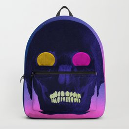 The rise and fall- Halloween horror Backpack