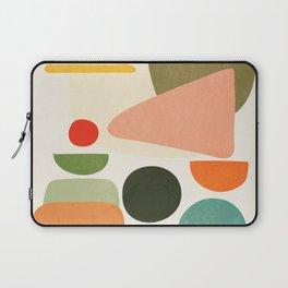 Modern Abstract Art 71 Laptop Sleeve