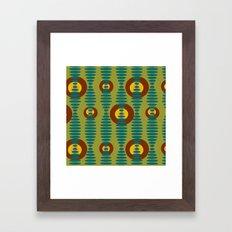 Burton Framed Art Print